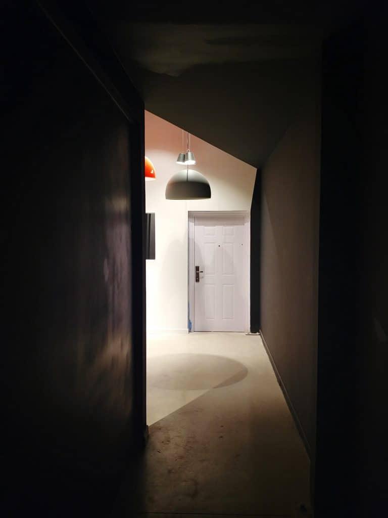 עיצוב אולם תצוגה - LIGTOSCOPE