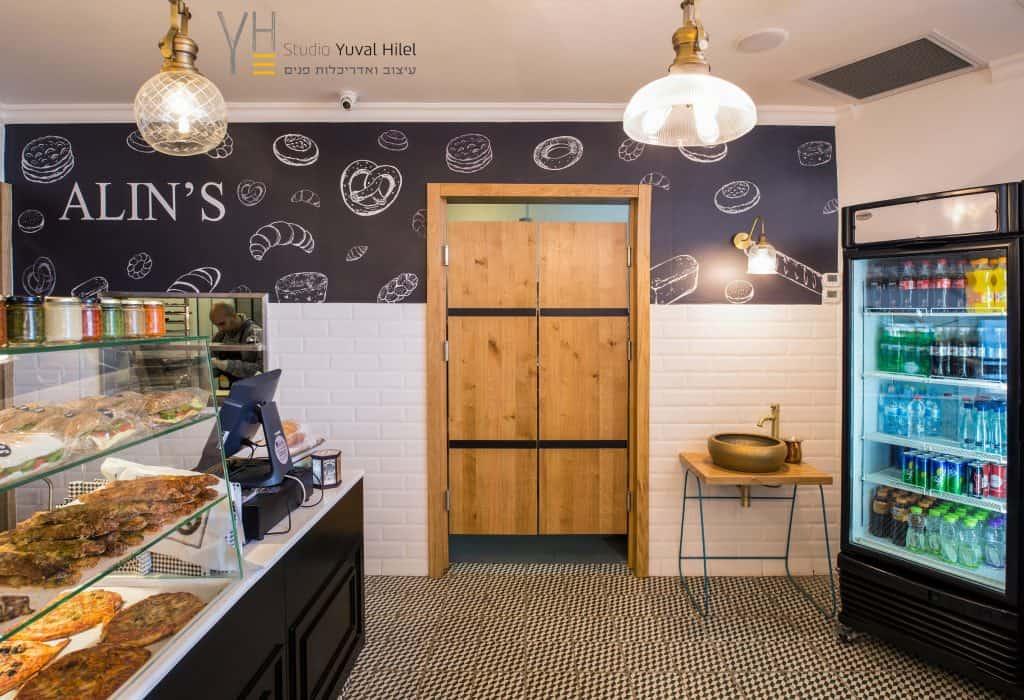 עיצוב מסעדות - alins