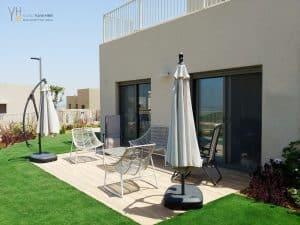 עיצוב דירות גן