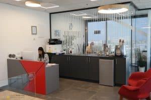 עיצוב משרד- kw williams