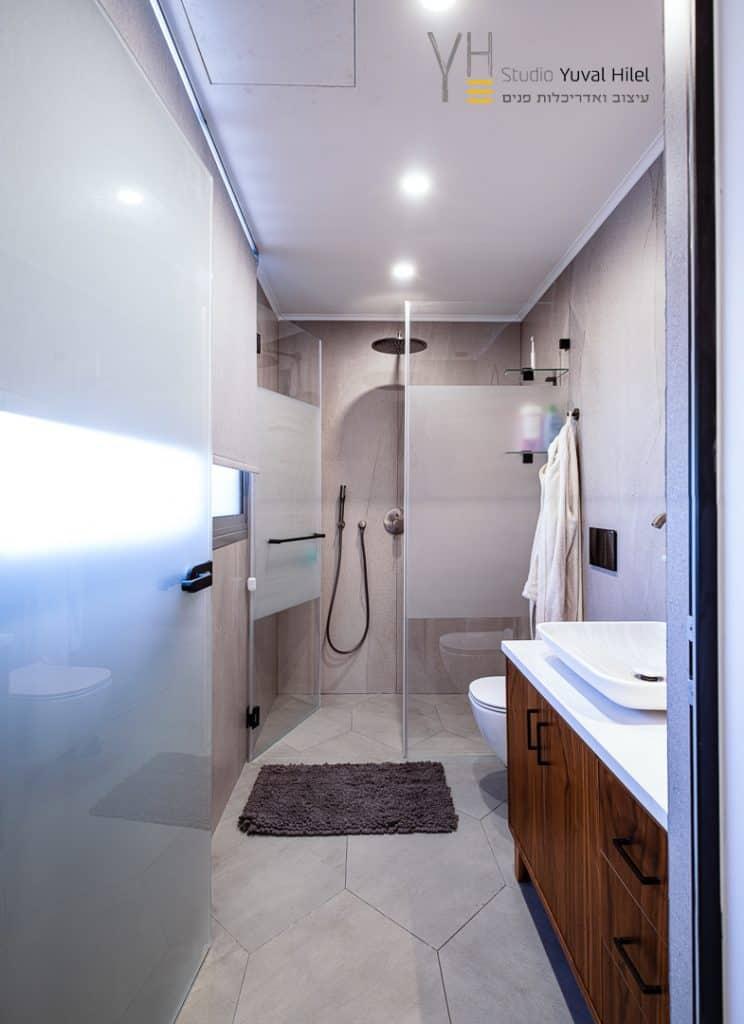 עיצוב דירה- דופלקס בהוד השרון